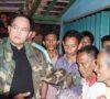 Enam Rumah di Desa Epil Ludes Terbakar, Dodi Reza Langsung Sambangi Korban