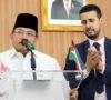 Walikota Gaza Berharap Keberkahan Umat Islam Atas Kepedulian Dodi Reza Terhadap Umat Muslim