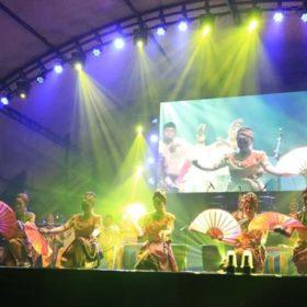 Pembukaan Festival Gendang Melayu Nusantara Semarak, Gubernur Minta FGMN Jadi Agenda Resmi Tahunan