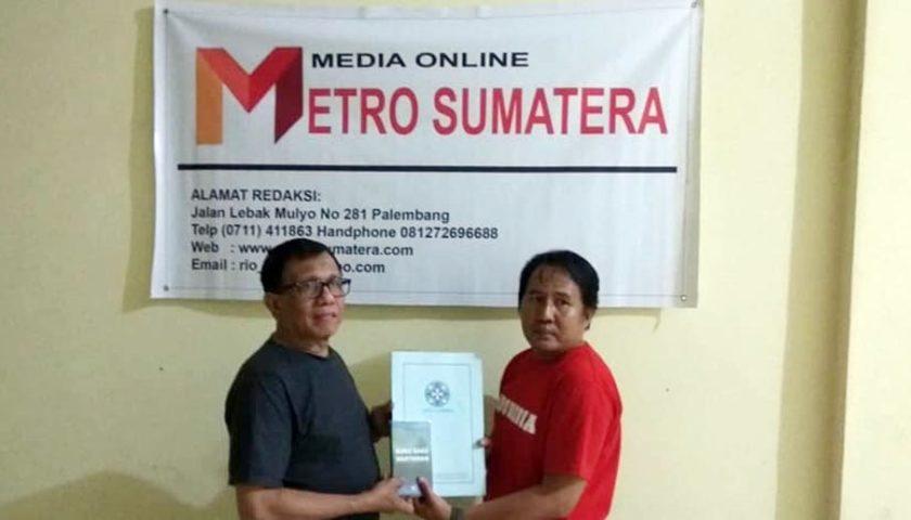 Dewan Pers Verifikasi Faktual Media Metro Sumatera