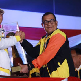 Opening Ceremony Porwil X Sumatera, Menpora : Bengkulu Sukses Jadi Tuan Rumah