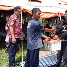 Pemkab Bengkulu Selatan Berikan Bantuan Untuk Korban Kebakaran