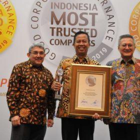 Dalam Waktu Bersamaan, PT Bukit Asam Raih Dua Penghargaan Internasional