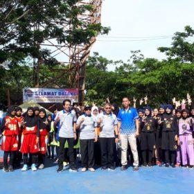 Perbasi Lahat Gelar Turnamen Rajawali CUP 2019