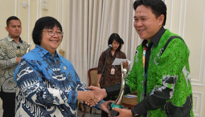Konsisten Mengelola Lingkungan Berkelanjutan, Cargill Indonesia – PT Hindoli Kembali Terima Penghargaan Kategori Hijau PROPER 2019