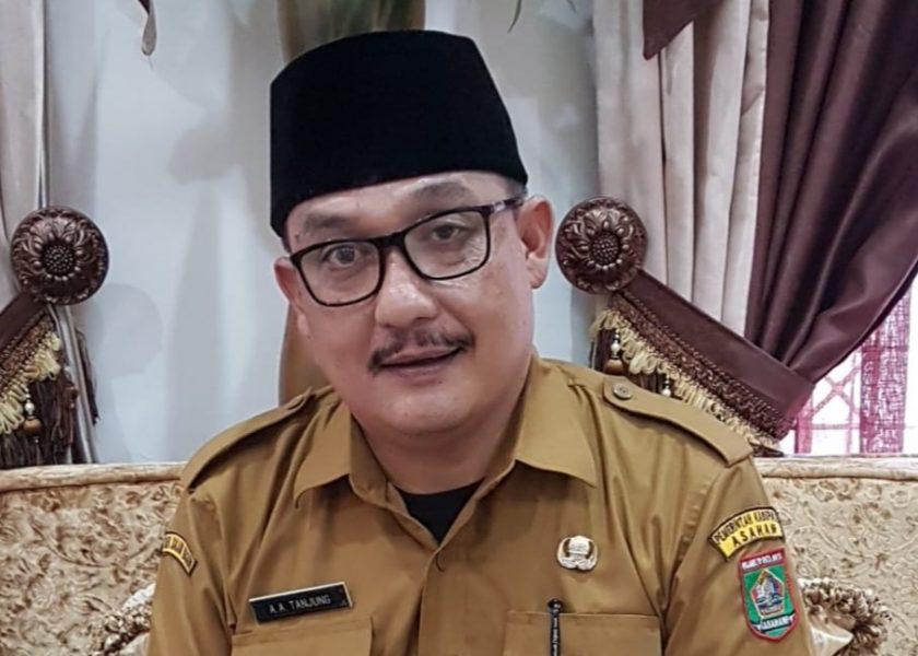 Arbin Tanjung: Jadwal dan Lokasi Pelaksanaan MTQ Tingkat kecamatan Se-Kabupaten Asahan Telah Disiapkan