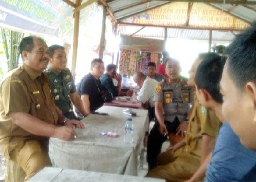 Pejabat Tinggi Kabupaten Asahan Kunjungi Warung Jurnalis Asahan
