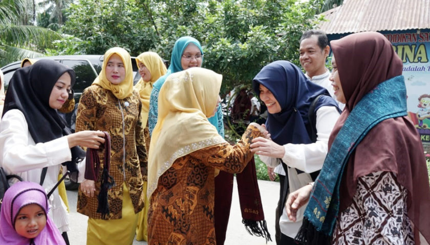 Kabupaten Asahan Salah Satu Nominasi Posyandu Terbaik Tingkat Provinsi Sumatera Utara