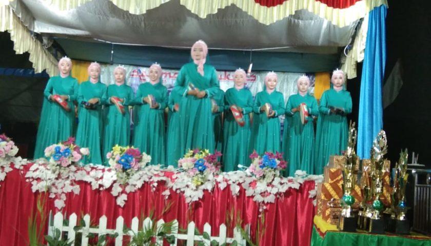 Kades Tanah Rakyat Gelar MTO dan Festival Nasyid