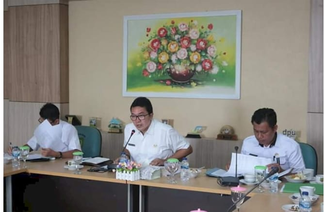Komisi III DPRD Muba Gelar Rapat bersama Mitra Kerja Tentang Perencanaan Program TA 2020