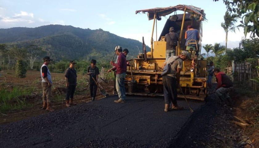 Pembangunan Bupati Lebong Terbukti Dorong Perekonomian Rakyat