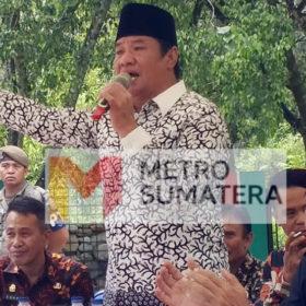 Sertijab Kadis Parpora Lebong, Bupati Rosjonsyah : Terus Tingkatkan Potensi Objek Wisata