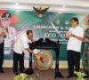 Sekda Launching Penerapan Eco Office