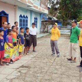 Cegah Penyakit DBD, Forkopimcam Bersama Warga Bersih-bersih Kota Sekayu