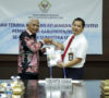 Bupati Serahkan LKPD Kabupaten Asahan Anggaran TA 2019