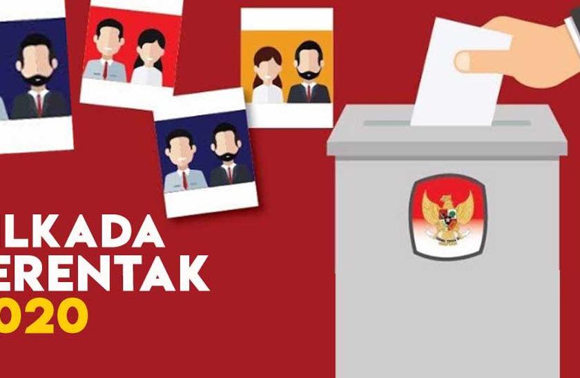 25 Kecamatan KPU Asahan Lantik 125 Orang PPK Terpilih