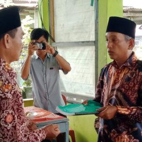 Migardi Resmi Jabat Pjs Kades Terulung