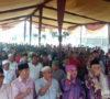 Deklarasi Tim Keluarga, Alfirmansyah Karim Didukung Enam Parpol Maju Pilkada Muratara
