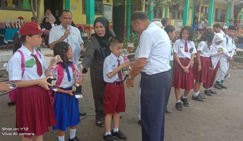 34 SD Ikuti Lomba OSN Tingkat Kecamatan Kota Kisaran Barat Asahan