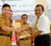 SMK Negeri 1 Lahat Tandatangan MoU dengan Universitas PGRI Palembang