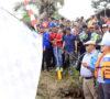 Bupati Lepas Peserta Lomba Rally Rakit