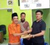 Richi Lenuswan Putra Jabat Pj Kades Tanjung Raman