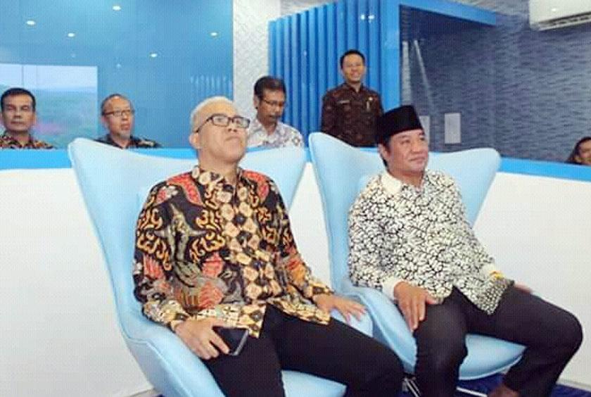 Lebong Wujudkan Kabupaten Berbasis Smart City