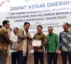 Lahat Terima Penghargaan Kabupaten Terbaik dalam Pengelolaan Dana Aplikasi Khusus Subbidang KB