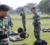Batalyon Kavaleri 5/DPC Melaksanakan Uji Kesiapsiagaan Prajurit