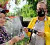 Selain Sembako, Alex Noerdin Bagikan 35 Ribu Masker