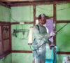 Cegah Virus Covid 19, Desa Tumbuk Tebing Lakukan Penyemprotan Disinfektan