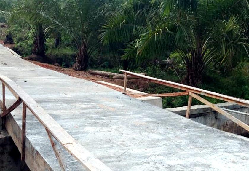 Rehab Gedung Inventaris dan Pembangunan Jalan Rabat Beton Menjadi Skala Prioritas