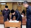 DPRD OKU Gelar Paripurna LKPJ Bupati Tahun 2019