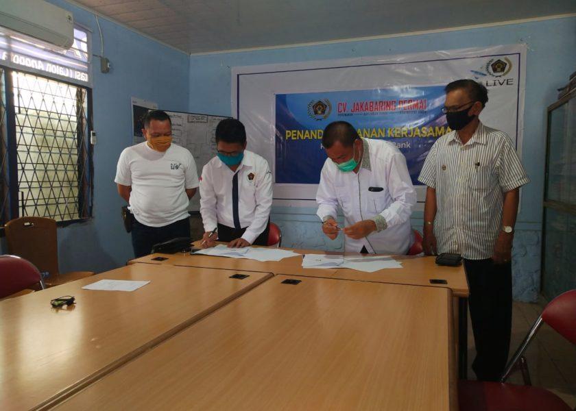 PWI Sumsel dan CV Jakabaring Permai Fasilitas Wartawan Miliki Rumah Tanpa Bunga Bank