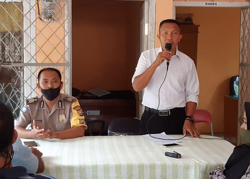 Musyawarah Perubahan Penetapan Penerimaan BLT Desa Padang Pandan Berjalan Lancar