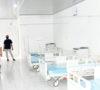 Bupati Lahat Tinjau Ruang Isolasi Pasien Covid-19 di Terminal Batai