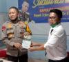 Kapolda Silaturahmi ke PWI Sumsel, Minta Sinergi Sukseskan Program PDK