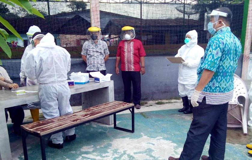 Seorang ASN RSUD Tanjung Balai Dinyatakan Positif Covid-19