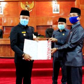 DPRD Bengkulu Selatan Gelara Rapat LKPJ Bupati Tahun 2019