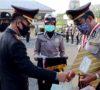 41 Personil Polres Lahat Naik Pangkat