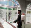 Prajurit Batalyon Kavaleri 5/DPC Lakukan Pembersihan Markas