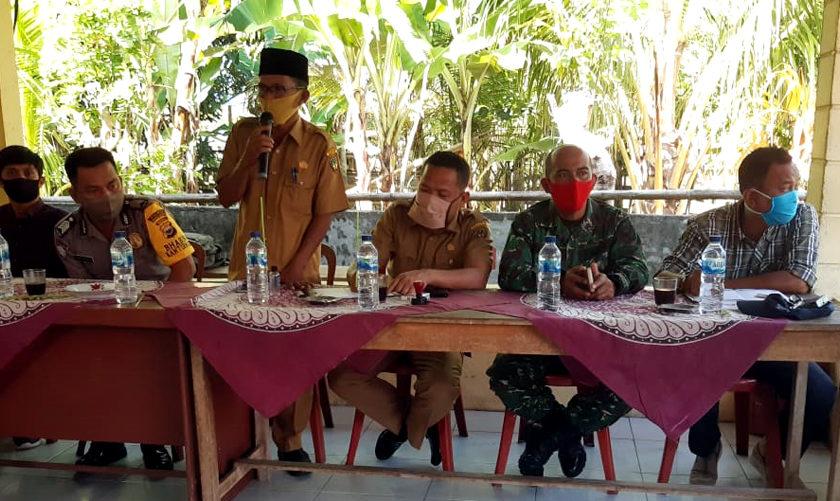 Pemdes Tanjung Besar Gelar Rapat Pelaksanaan Pembangunan