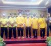 Rodi Kembali Pimpin DPD Golkar Linggau Ketiga Kalinya