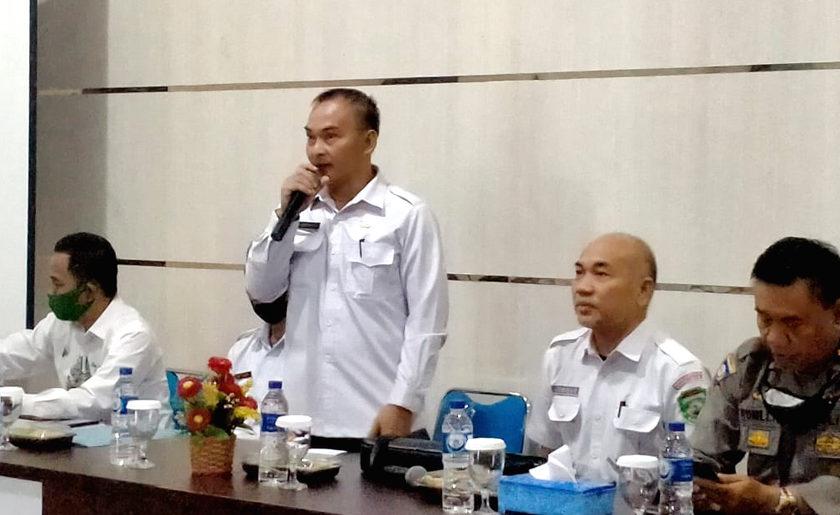 DPMDes Terima Kunjungan Tim Sekber Provinsi