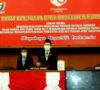 Plt Bupati Muara Enim Menyaksikan Pidato Kenegaraan Presiden RI