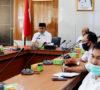 Plt Bupati Ikuti Webinar Aksi Nasional Pencegahan Korupsi