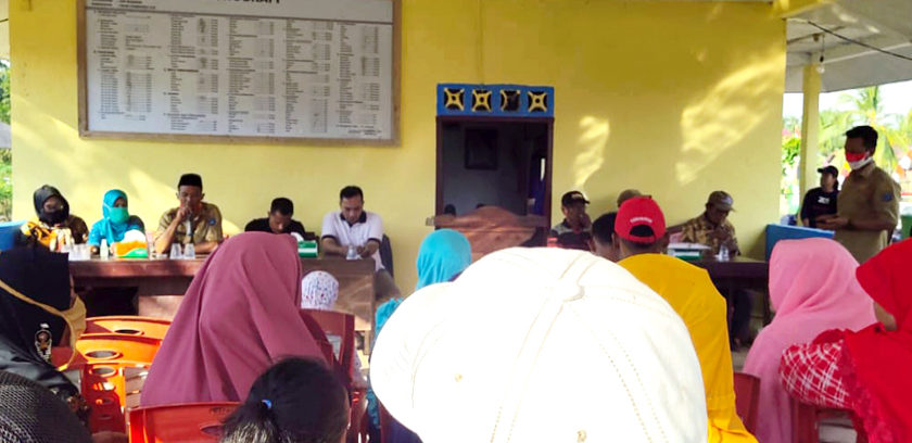Warga Tepung Sari Kembali Bangkit, Batalkan Kesepakatan Dengan PT SAML