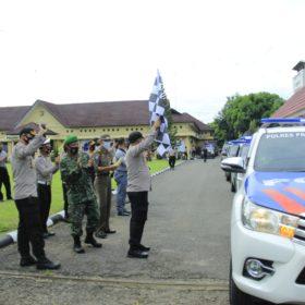 Polres Prabumulih resmi lauching Tim Gakkum Pendisplinan Protkes