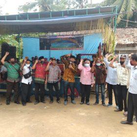 Ramah Berarti Yakin Mendulang Suara di Desa Kosgoro Terawas