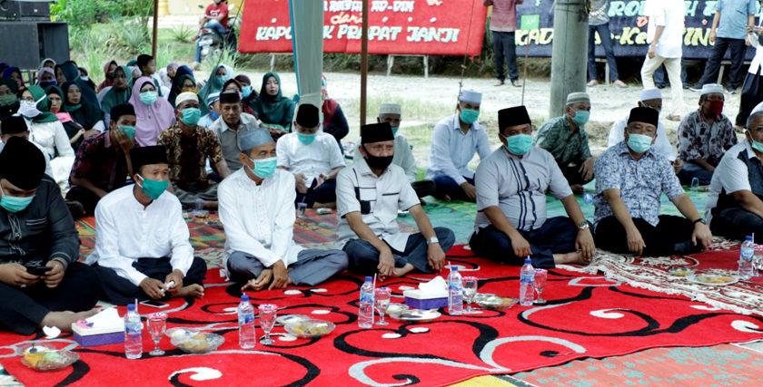 Surya Resmikan Rumah Qur'an dan Taman Pendidikan Qur'an Roiyah Ad-din
